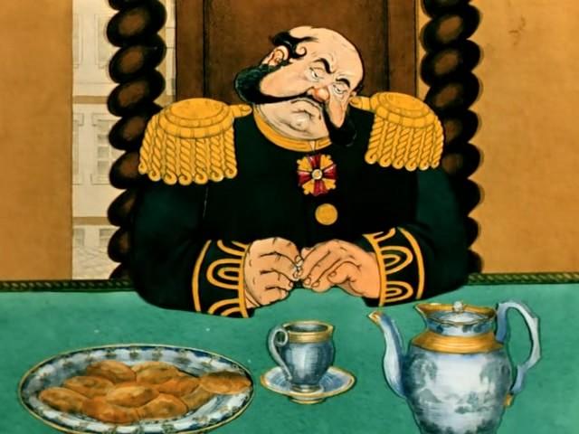 Как один мужик двух генералов прокормил