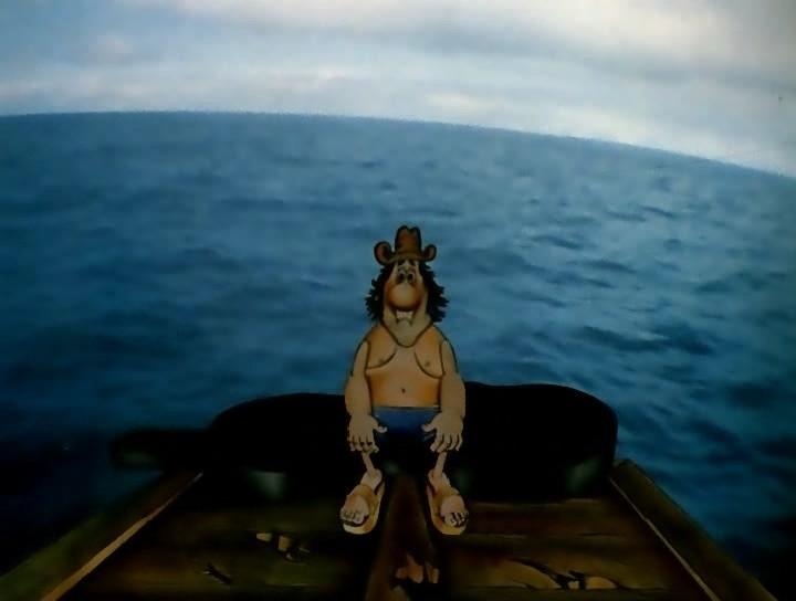 Фото посмотреть мультфильм капитан