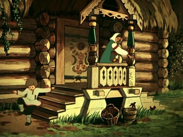 сестрица аленушка и братец иванушка смотреть мультфильм онлайн: