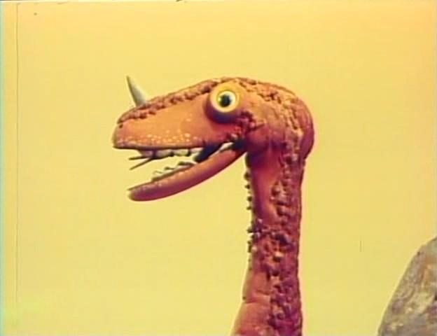 Вася и динозавр