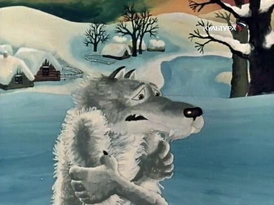 Волчище - серый хвостище