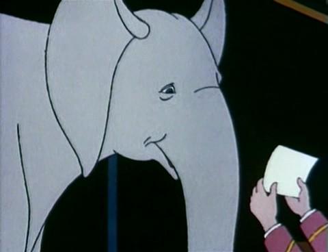Девочка и слон