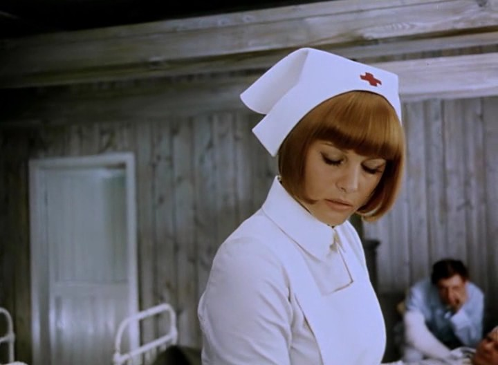 Фильм Красная Палатка 1969 Актеры